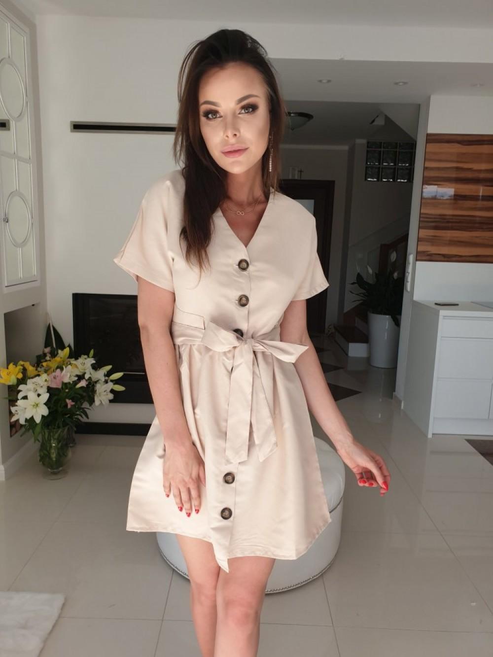 0cc5ef44fdc087 Sukienka NINA - Butik Sissi-Boutique