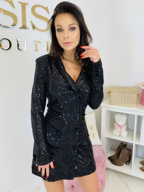 Sukienka MARTIN BLACK