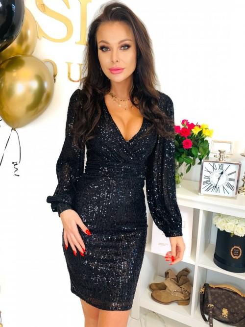 Sukienka PERRY BLACK