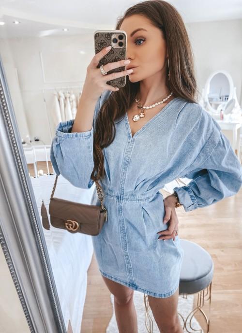 Sukienka jeansowa LORRY