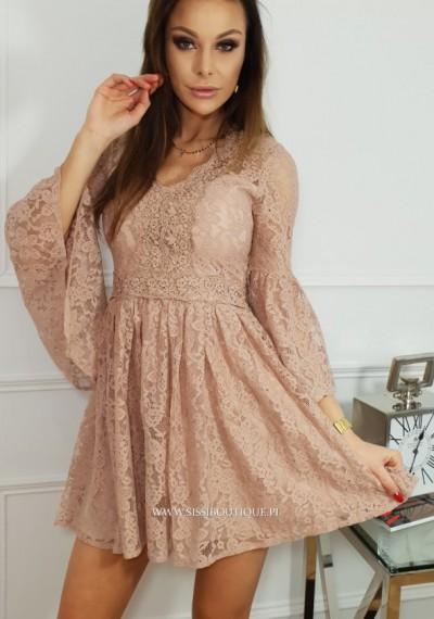Sukienka CELIA- róż