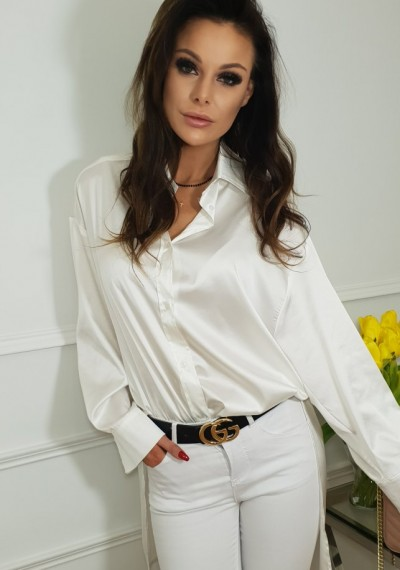 Koszula ROSE- biała
