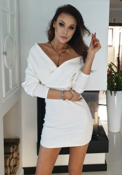 Sukienka GEORGIA WHITE