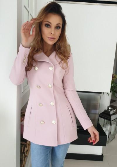 Płaszcz DEMI ROSE