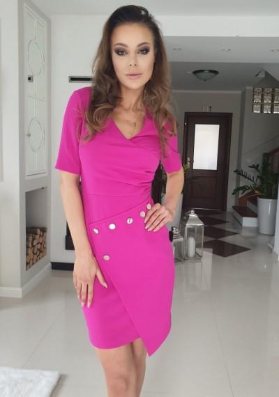 Sukienka LENNY-fuksja 1