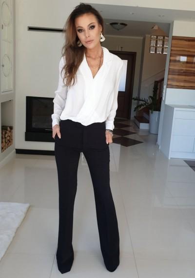 Spodnie DOLL- czarne