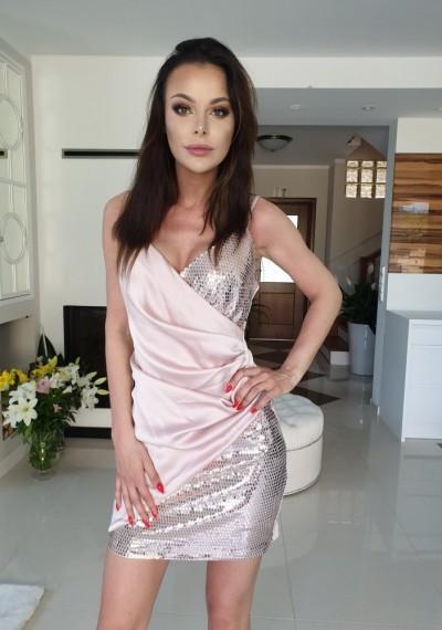 Sukienka CASTILLO ROSE