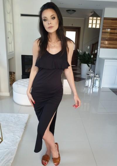 Sukienka BLANCA ALL BLACK