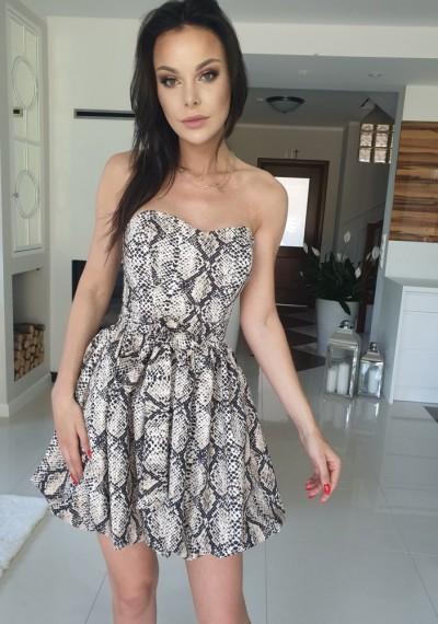 Sukienka GREY II