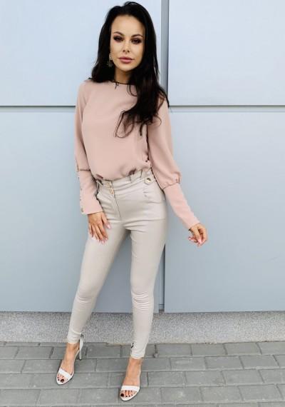 Spodnie GWEN- beż