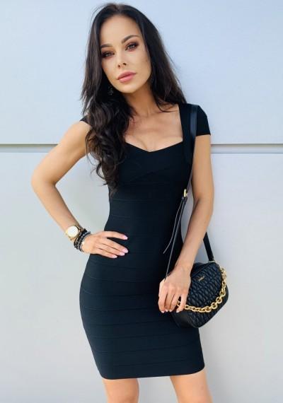 Sukienka EMMA- czarna