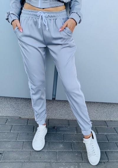 Spodnie MARCELL- szare