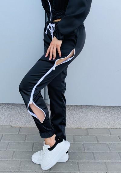 Spodnie MARCELL- czarne