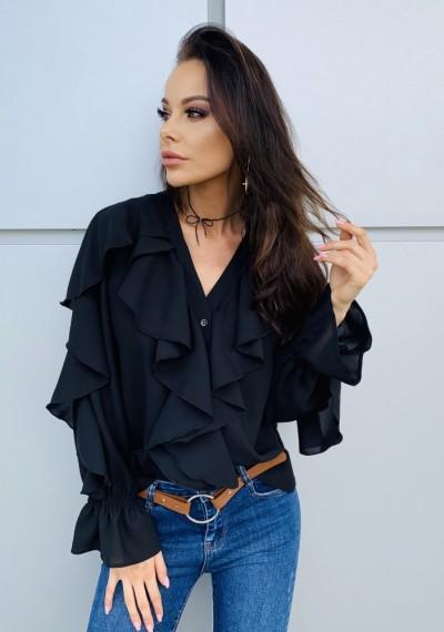 Koszula LILA BLACK