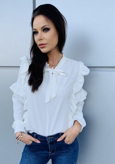 Koszula VIVIEN WHITE 2