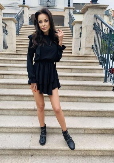 Sukienka GINA BLACK 2