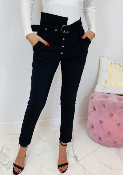 Spodnie BECKY- czarne