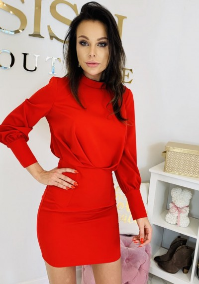 Sukienka ESTELLA RED