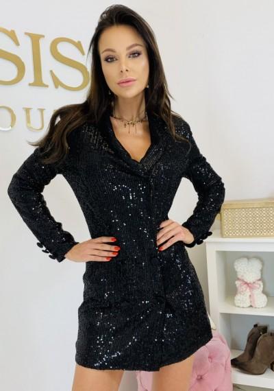 Sukienka MARTIN BLACK 1