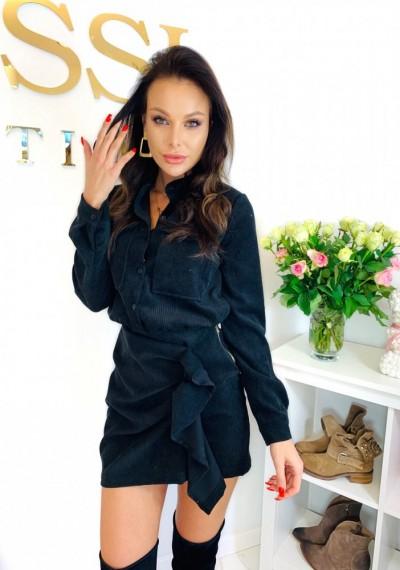 Sukienka FRANCESS BLACK