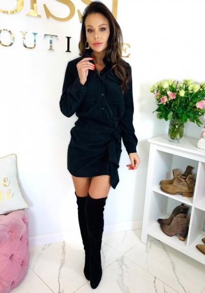Sukienka FRANCESS BLACK 1