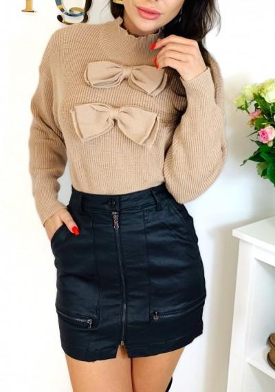 Sweter LORRY- beż