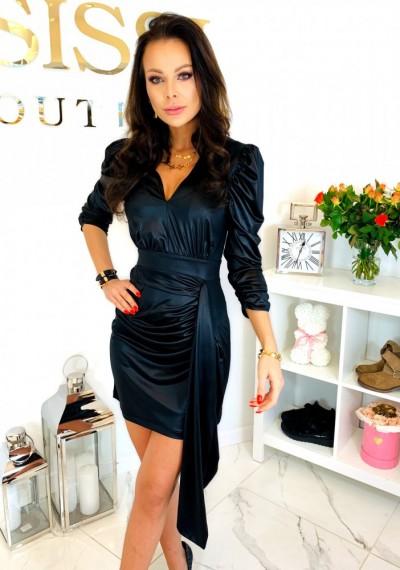 Sukienka LEONA BLACK 1