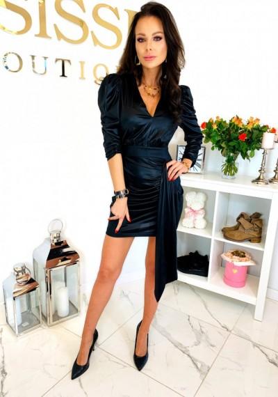 Sukienka LEONA BLACK 3