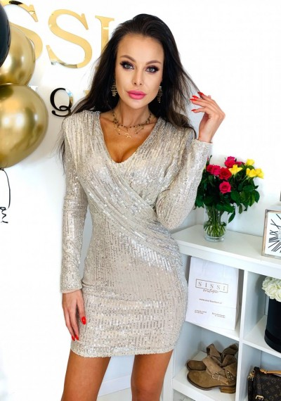 Sukienka ROLLIN GOLD