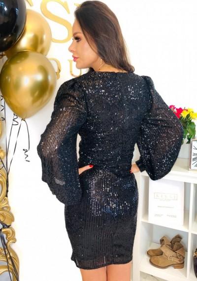 Sukienka PERRY BLACK 1