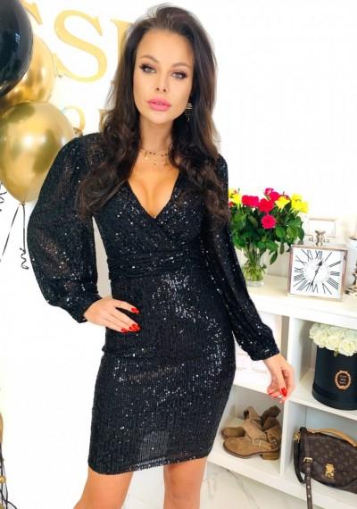Sukienka PERRY BLACK 4