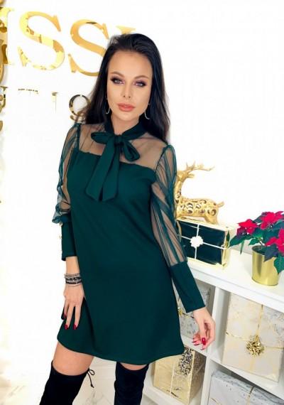 Sukienka ELLA- zieleń