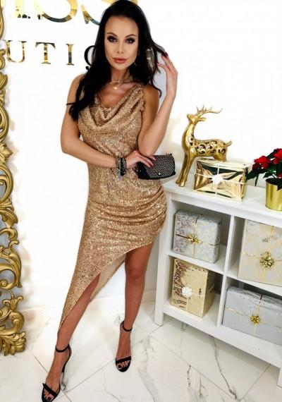 Sukienka GLOW GOLDEN