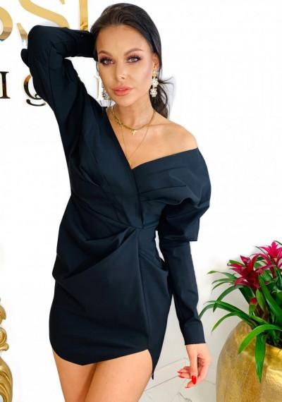 Sukienka VANESSA- czarna
