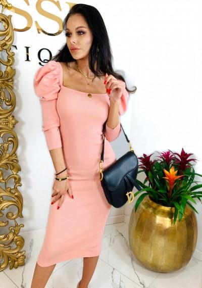 Sukienka RENEE- róż