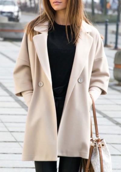 Płaszcz CHINO- beż 1