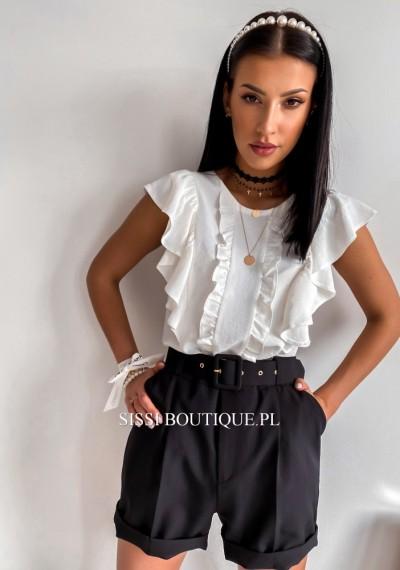 Bluzka SOLIS- biała