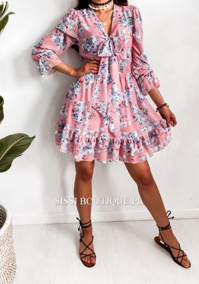 Sukienka SERGIO- rose