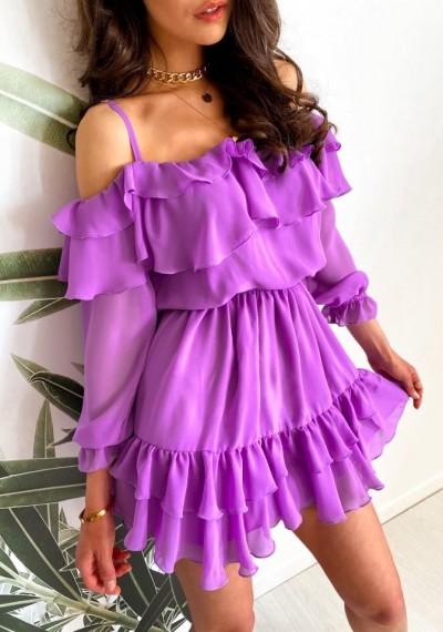 Sukienka VIOLET Dark