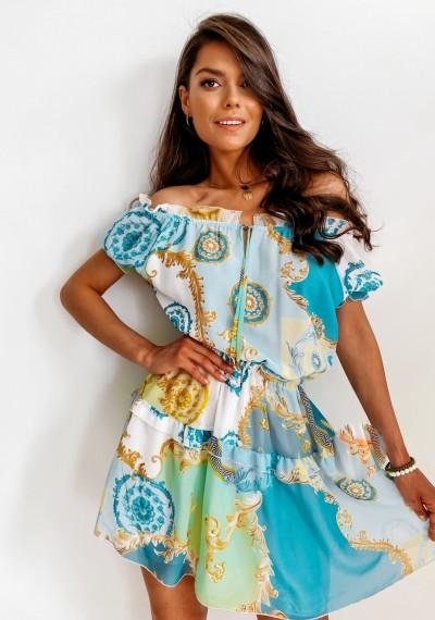 Sukienka CAROL Color
