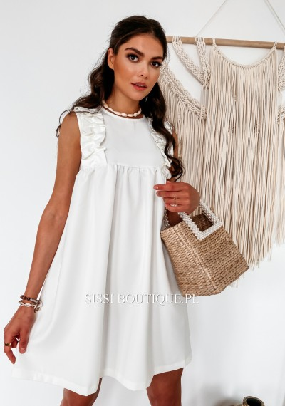 Sukienka SARAH White