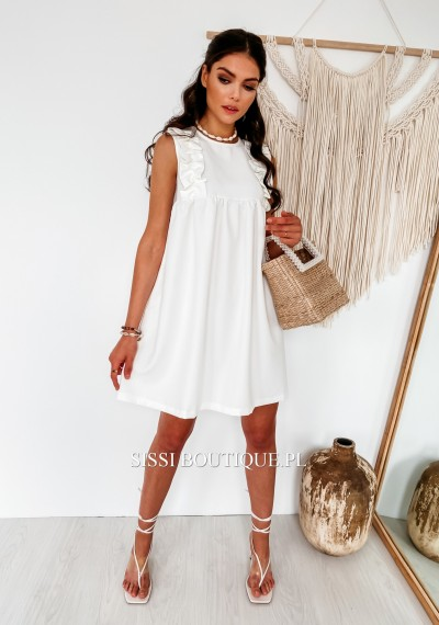 Sukienka SARAH White 4