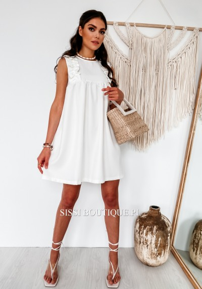 Sukienka SARAH White 5