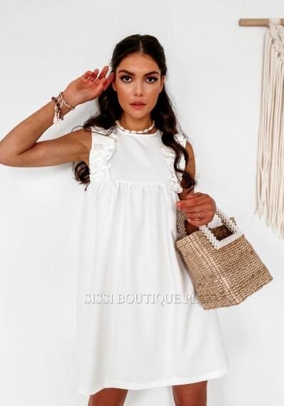 Sukienka SARAH White 6