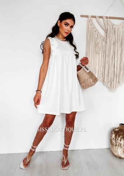 Sukienka SARAH White 7