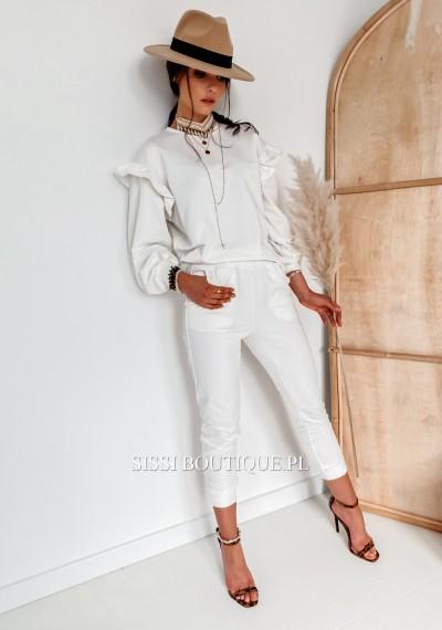 Spodnie COLIN White 1