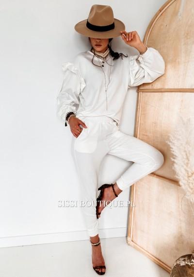 Spodnie COLIN White 2