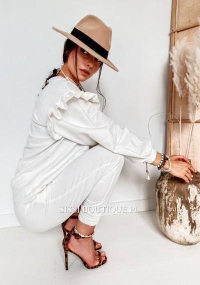 Spodnie COLIN White 4