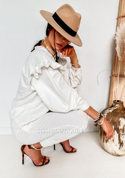 Spodnie COLIN White 5