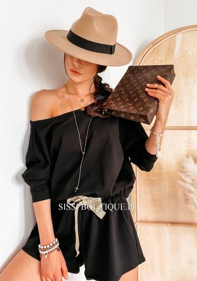 Bluza HOLLY- czarna